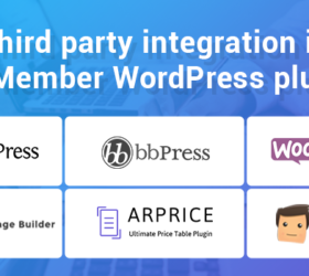 third party integrations in armember plugin