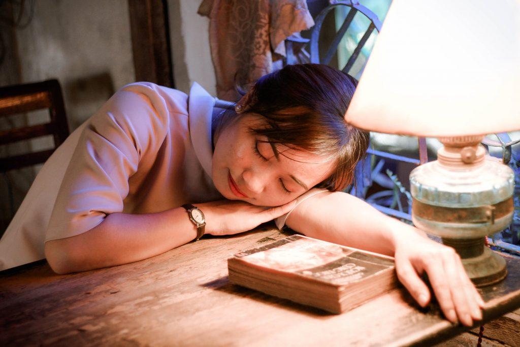 Lack of Enough Sleep